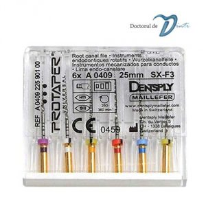 Ace rotative model Dentsply Protaper asortate