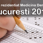 Grile rezidentiat Medicina Dentara Bucuresti 2014