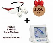 pachet promotional endo5 lupe apex finder