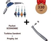 pachet promotional economic turbina prophy jet