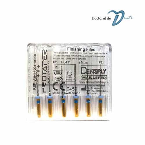 Ace rotative model Dentsply Protaper F3 25mm