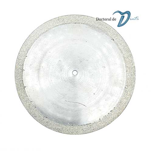 Disc diamantat sectionare modele gips 40 mm C03 tehnica dentara