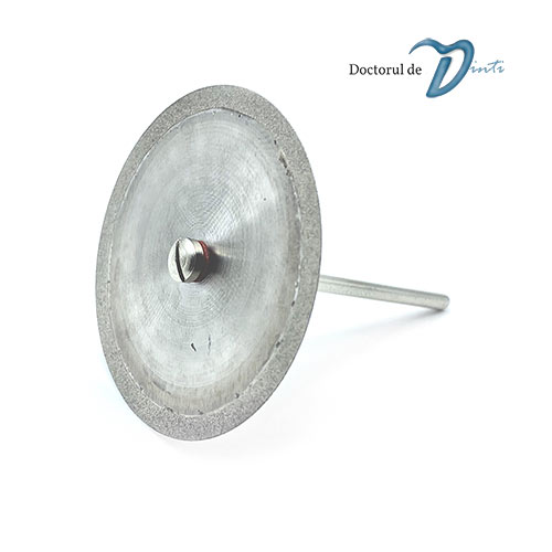 Disc diamantat sectionare modele gips 40 mm C03