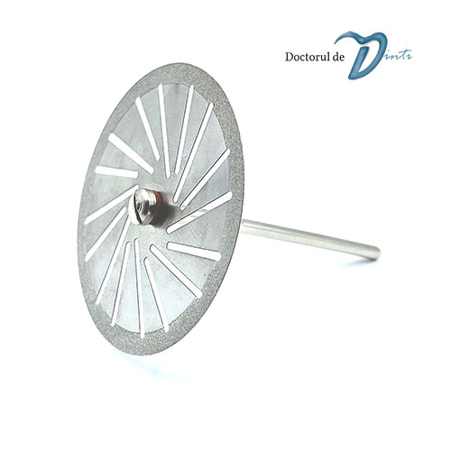 Disc diamantat sectionare modele gips 40 mm C06
