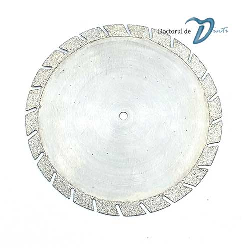 Disc diamantat sectionare modele gips 40 mm C08 tehnica dentara