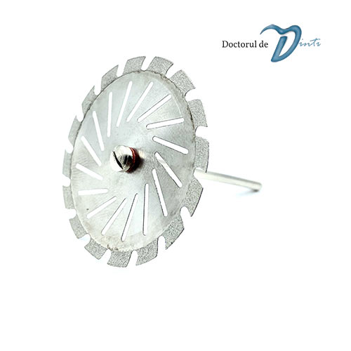 Disc diamantat sectionare modele gips 40 mm C11